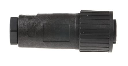 Hirschmann 932460100 круглий роз'єм високої міцності, Receptacle, Socket Contacts, 7 Way, MIL-DTL-5015, 50 V ac, Shell Size 14, Screw