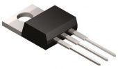 ON Semiconductor HUF75645P3 транзистор MOSFET, N-Channel, 75 A, 80 V, 3-Pin TO-220AB