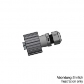 Conec 17-220001 разъем USB 2.0 Type A, Plug, IP67, M28 thread