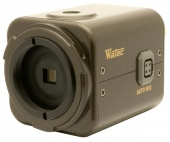 "Watec WAT-233 видеокамера для слабой освещенности 0.00003 lx, 1/3"" CCD, true day/night, 650TVL, RS-485"