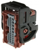 Molex 64318-3011 корпус роз'єму, Socket, 3 Row, 28 Way