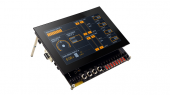 Lascar SGD 70-A DK+ комплект разработчика для SGD 70-A, 4 Analog Inputs, 8 Digital I/O, 4 PWM, RS232, RS485