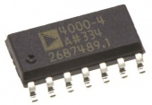 Микросхема Analog Devices ADA4000-4ARZ