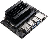 NVIDIA Jetson Nano Developer Kit комплект розробника, 128-Core NVIDIA Maxwell, Quad-Core ARM Cortex-A57, RAM 4Gb