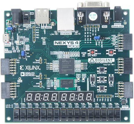 Digilent 410-292 Nexys 4 DDR Artix-7 отладочная плата