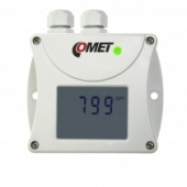 Comet T5440 датчик рівня CO2, 1ch, 0 to 2000 ppm, RS485, LCD