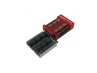 LabJack U3-LV модуль сбора данных, 16 Flexible I/O, 2 Analog Outputs, SPI, I2C, USB